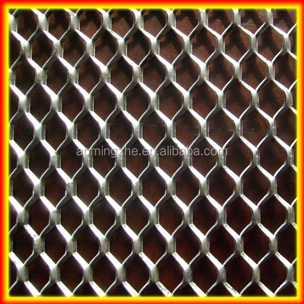 2014 hot sale decorative aluminum expanded metal mesh/extendable fence alibaba china supplier
