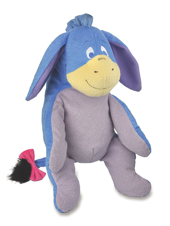 Disney Eeyore Floppy Favorite Plush Toy, Winnie The Pooh