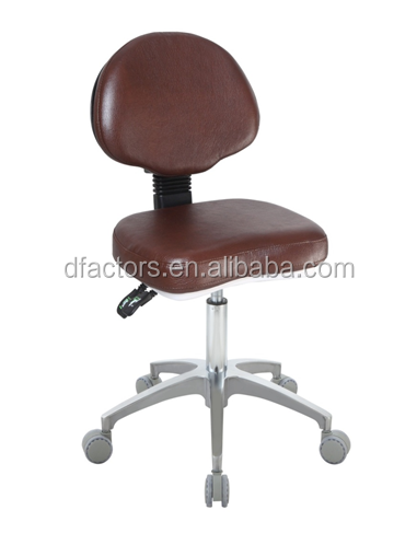 D-FACTORS  Memory multifunctional PU cover dental unit chair with free spare parts