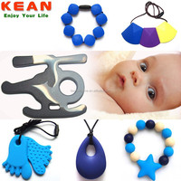 High quality loose beads making teething bracelet cheap jewelry supplies