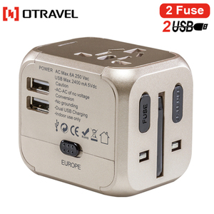 Bluetooth headphone/speaker usb wall charger with electrical multi socket plug
