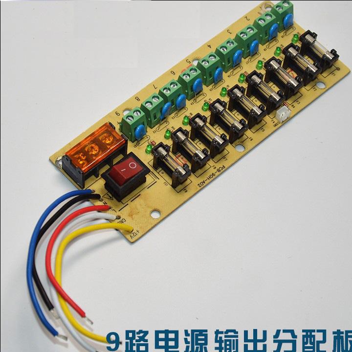 Tremendous 12V Wiring Block Basic Electronics Wiring Diagram Wiring Cloud Xeiraioscosaoduqqnet