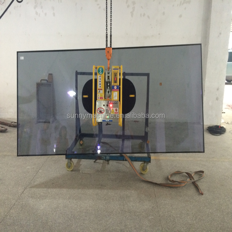 WSR600 High efficiency Glass installation robot/Glass trolley