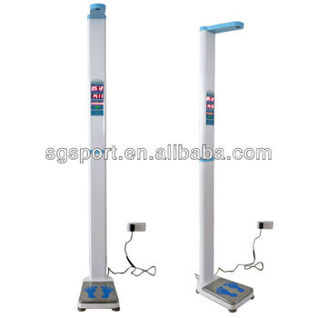 Electronic Bmi Measuring Height Weight Scale Machine ...