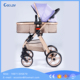 baby carriage, Super Baby Sitter, home baby keeper! Foldable Lightweight Aluminum Alloy Made Infant Stroller