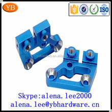 manufacturer precision small turning aluminum cnc metal part ISO9001/TS16949