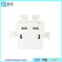 Promotional cheap price usb wall charger online buy for home/office depot