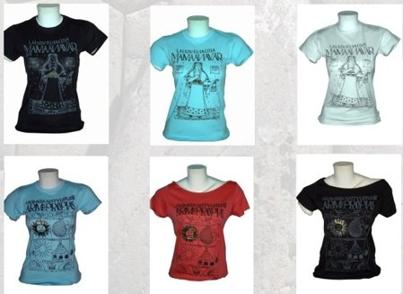 100% Peruvian Pima Cotton T-Shirts