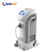 aesthetic 808 diode laser with bottom price for skin rejuvenation