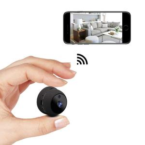 very very small hidden camera with magnetic stand video camera 128gb memory support remote wifi mini camera