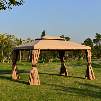 Outdoor Bar Tent Screen Printing Gazebo
