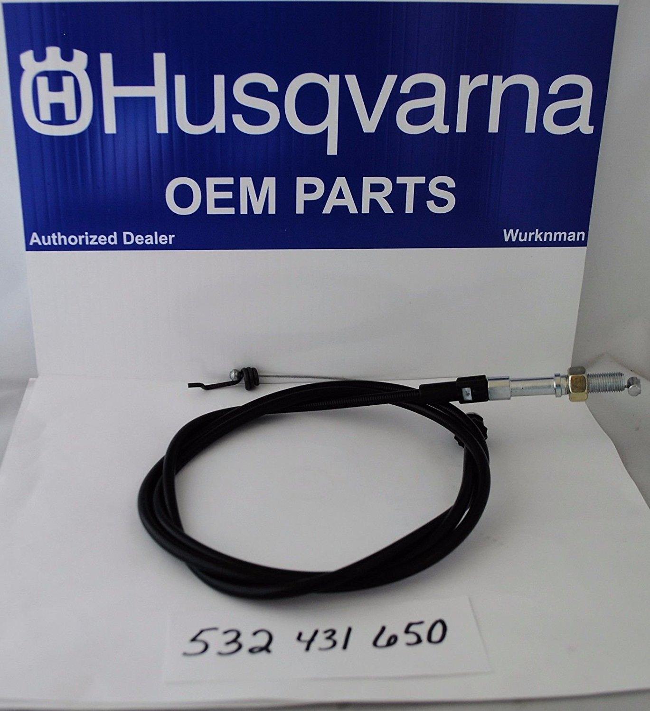 Genuine Oem Husqvarna Drive Cable 532431650 We Ship Fast !!!