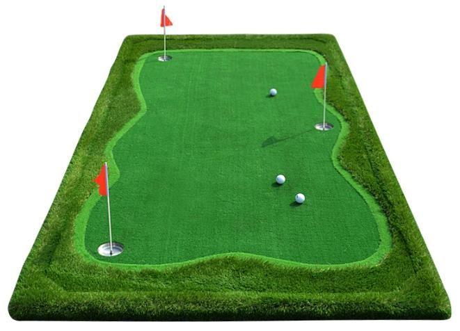 Creative Executive Complete Indoor Putter Gift Set Mini ... |Miniature Golf Set