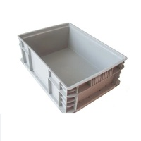 Custom made plastic boxes storage tubs plastic PP PCV ABS storage boxes