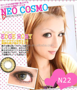 Neo N22 korea cosmetic cheap eye color contact colored contact lenses