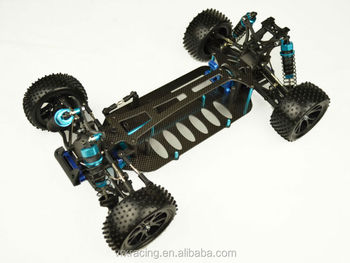 Free Shipping Vrx Racing 1 10 Scale Rc Chassis Car Electric Kit