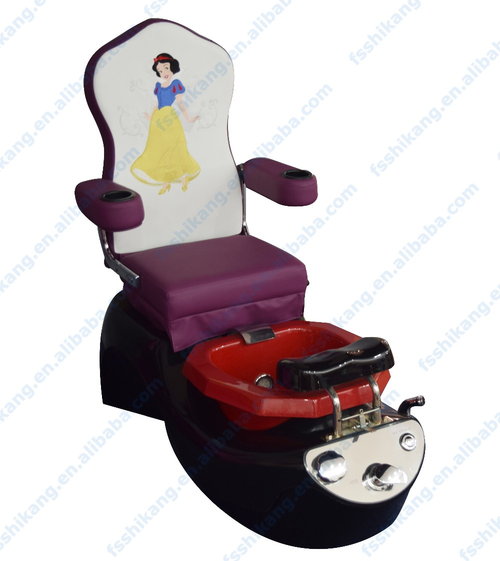 2015 foot spa kids pedicure chair for kid salon furniture