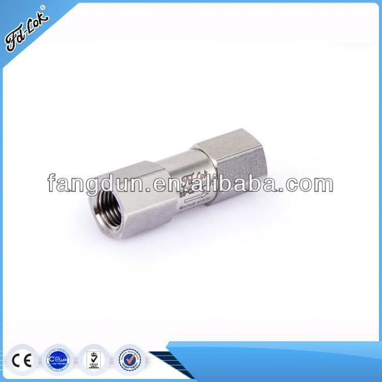 Favorable Price Oxygen Check Valve