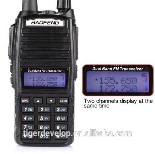 CE Durable 5watts radio pmr scrambler baofeng uv-82, View radio pmr  scrambler, Baofeng Product Details from Guangzhou Tiger Electron Science &