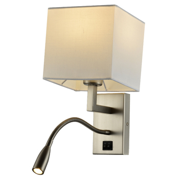 wall mounted bedside lamps