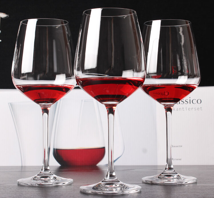 Haonai <strong>Glass</strong> 300-600ml Stemless White Wine <strong>Glass</strong> Homeware,Crystal Winemaster White Wine <strong>Glass</strong> Sommelier Red Wine <strong>Glasses</strong>