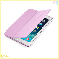 Pu+silicone Tablet Case with Stand for Ipad Mini