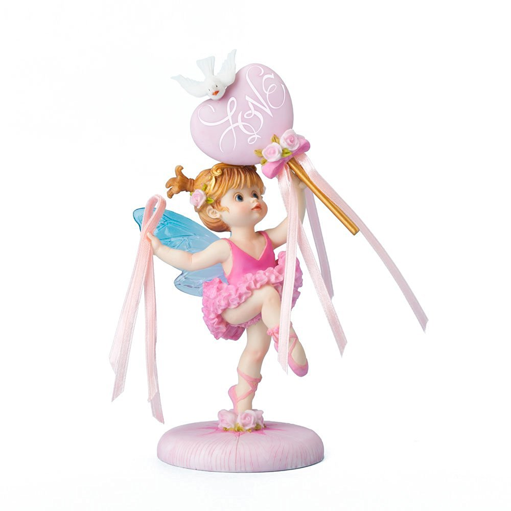 Enesco My Little Kitchen Fairies Ballerina Figurine