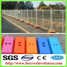 Made in China good quality best factory price PVC coated garden temporary wire fencing