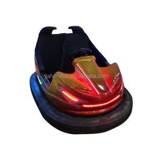 Amusement park equipment battery operated mini kids bumper car