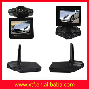 "2.5 ""TFT LCD screen H198 manual car camera hd dvr"