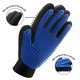 Wholesale Double Silicone Finger Tips Palm Pet Glove