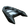 Aluminum floor inflatable boat with ce paper