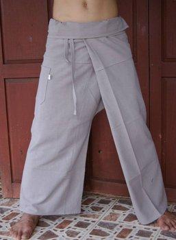 ShenLong Pantaloni Kung-fu viscosa Tai Chi cotone
