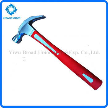 Big Package Plastic Handle Steel Claw Hammer Nail Hammer Size Buy
