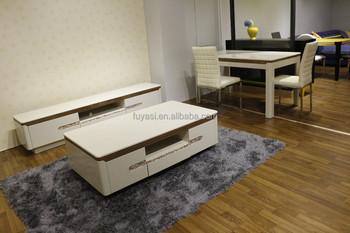 Luxe Eettafel Eettafel Set Indonesië Kunstmatige Marmeren Tafel Tv ...