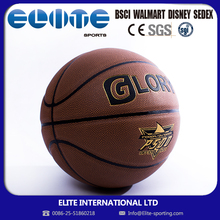 ELITE-factory price spalding basketball for sale custom printed basketball