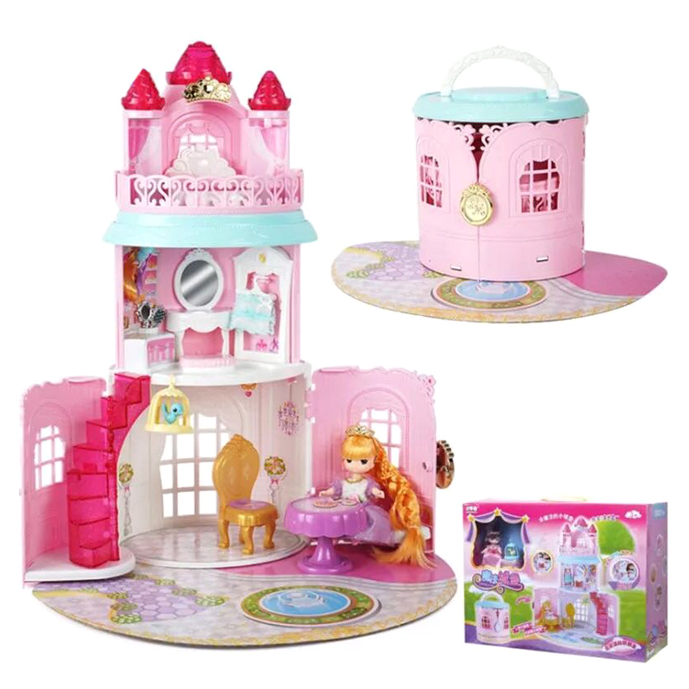 Model Accessories Model Building 2019 New Style 2019 Diy House Mini Doll House Diy 3d Wooden Dollhouse Coffee Shop Craft Micro-landscape Handmade Flash Toy Educational Hands-on Available In Various Designs And Specifications For Your Selection