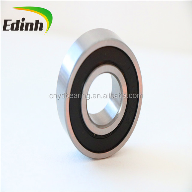 Mini แบริ่ง 686 deep groove ball bearing 6x13x3.5 มม.
