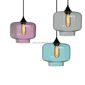Decorative Hanging Pendant Light Vintage Edison Bulb Pendant Light