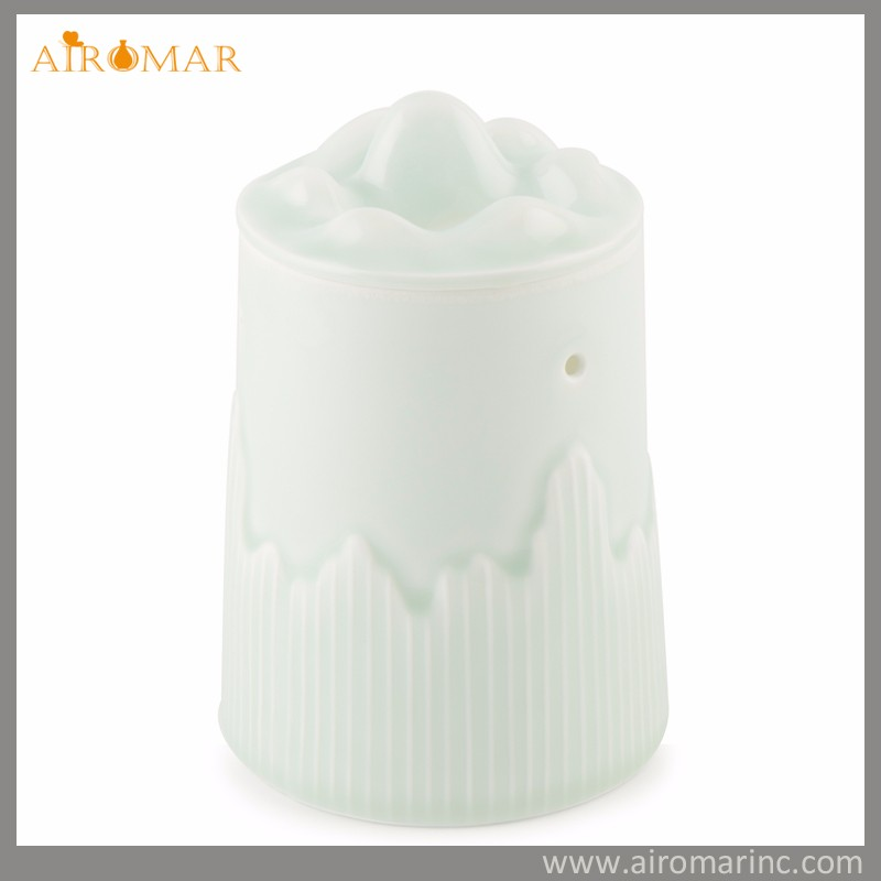 2016 hot selling Ceramic electric Plug-in Night Light with Aroma Wax Melter