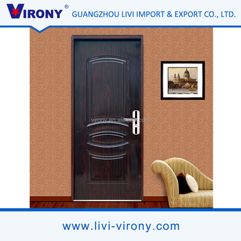 Safety Sound Insulation Commercial Used Interior Doors For Sale