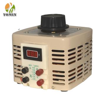 2kva Voltage Regulator Household Single Phase Tdgc2 Variac 0-250v ...