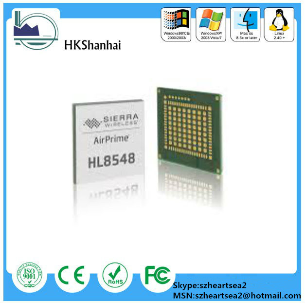 The smallest high quality HSPA sierra wireless module HL8548 in LGA package