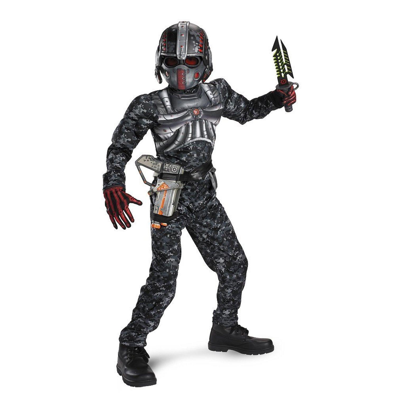 Recon Commando Classic Muscle Costume