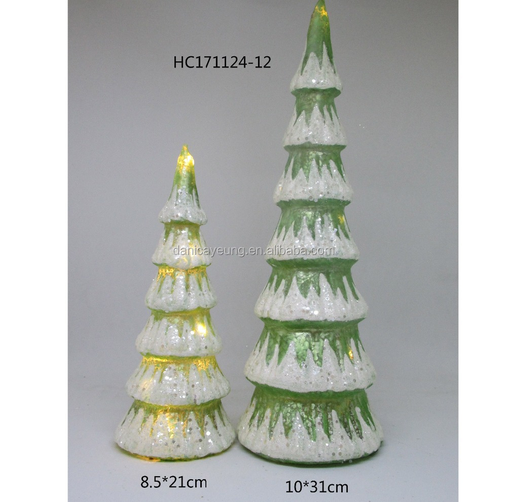 Led Lighted Glass Christmas Tree Wholesale, Christmas Tree Suppliers ...