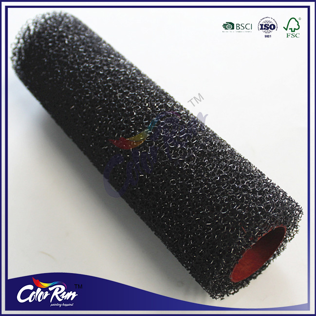 ColorRun RC06002 9 inch 230mm Phenolic Core Roller Sleeve Foam Texture Paint Roller Cover