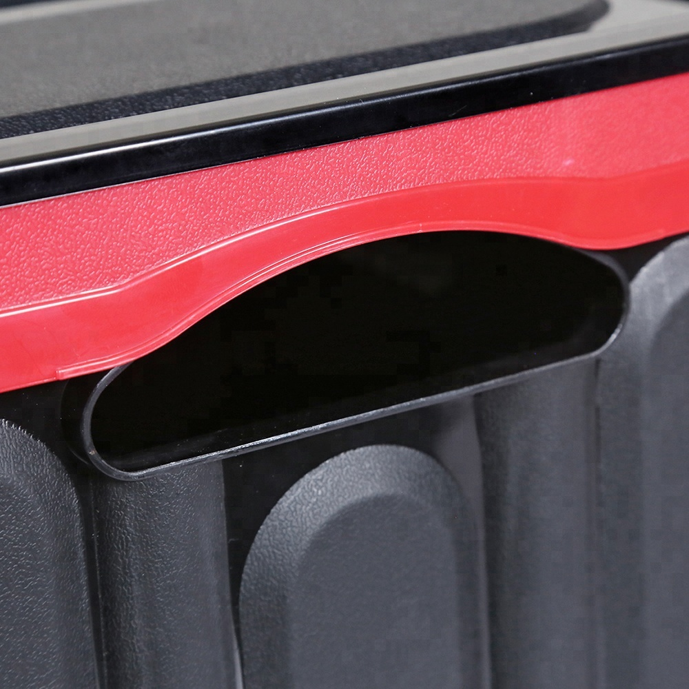 foldable folding heavy duty plastic toy storage bins and box for car ,toys and home organization