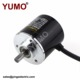 YUMO E6B2-CWZ3E 1024ppr 5V 24V DC 6mm shaft incremental rotary encoder