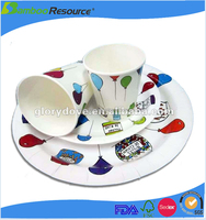 High quality New design your own paper plate