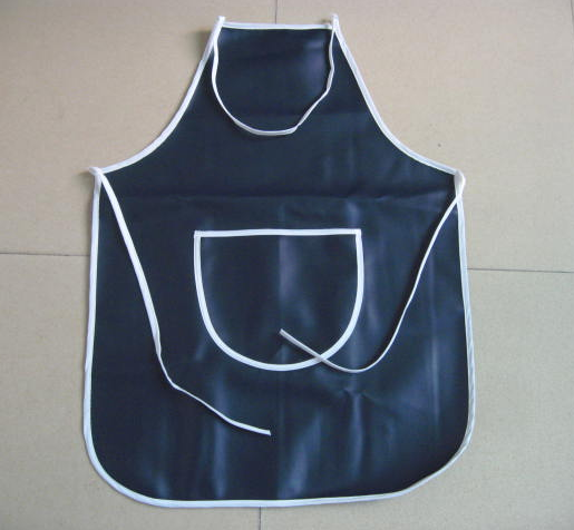 dark blue Plastic lead apron price made in China